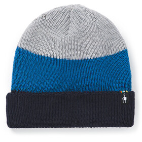 Smartwool Cantar Colorblock Watch Cap deep navy